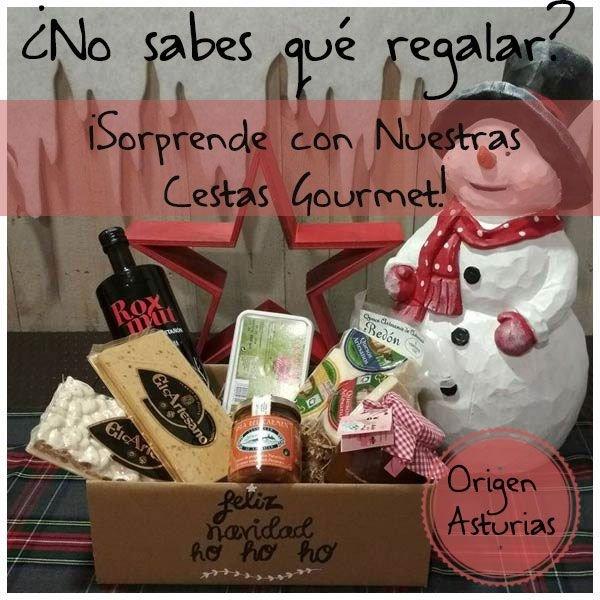 Cesta Navidad Origen 0035