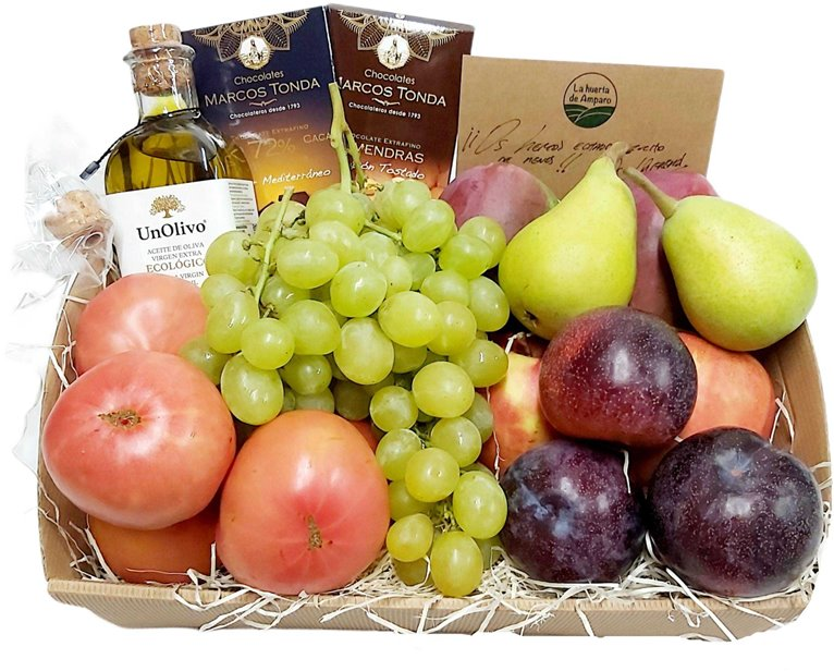 GIFT BASKET (only Madrid Capital) FREE SHIPPING