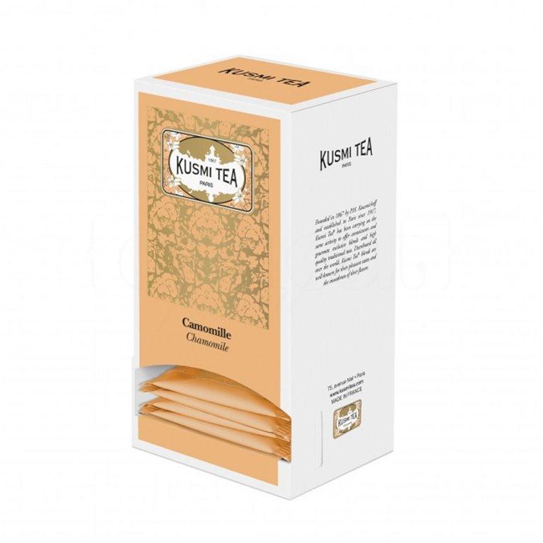 Chamomile 25 Muslins. Kusmi Tea. 1un., 1 ud