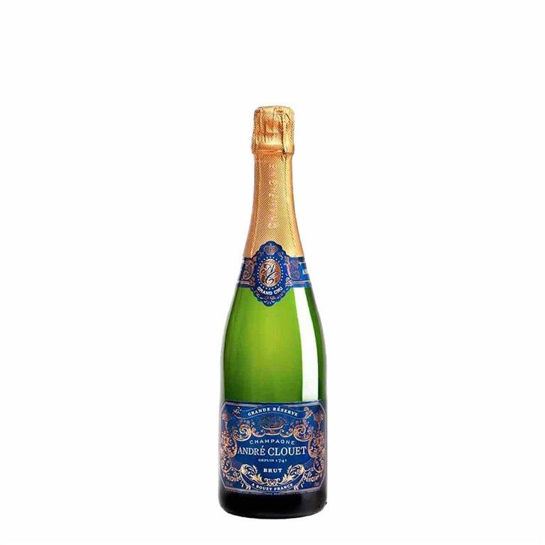 Champagne André Clouet Grande Reserve - 75 cl
