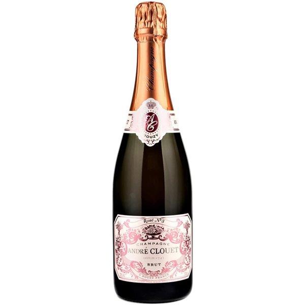 Champagne Andre Clouet Rosé nº3