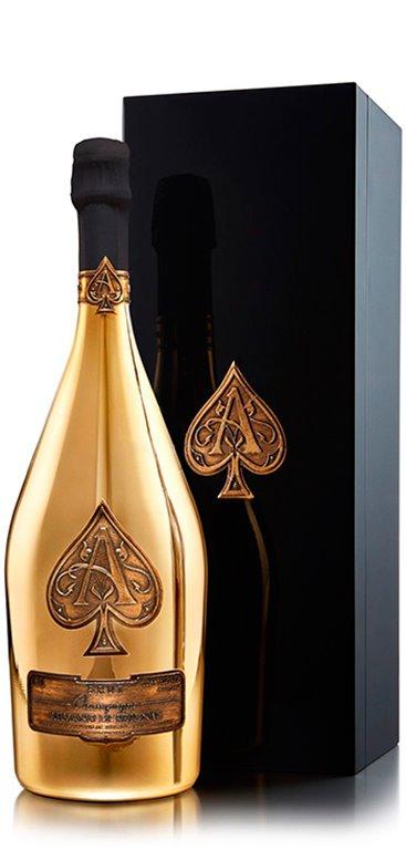 Champagne Armand de Brignac Brut Gold