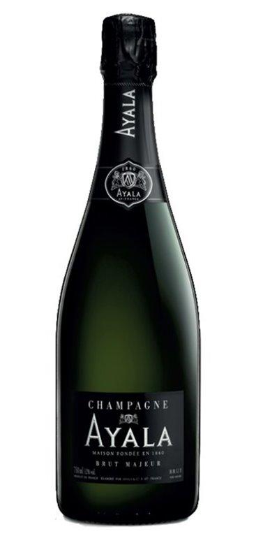 Champagne Ayala Brut Majeur - Sin Estuche