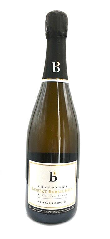 Champagne Barbichon 4 Cepages Brut Reserve
