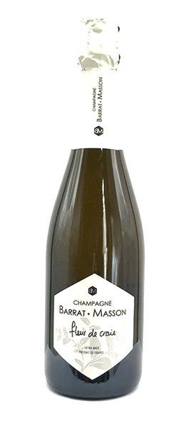 Champagne Barrat Masson Fleur de Craie Blanc de Blancs