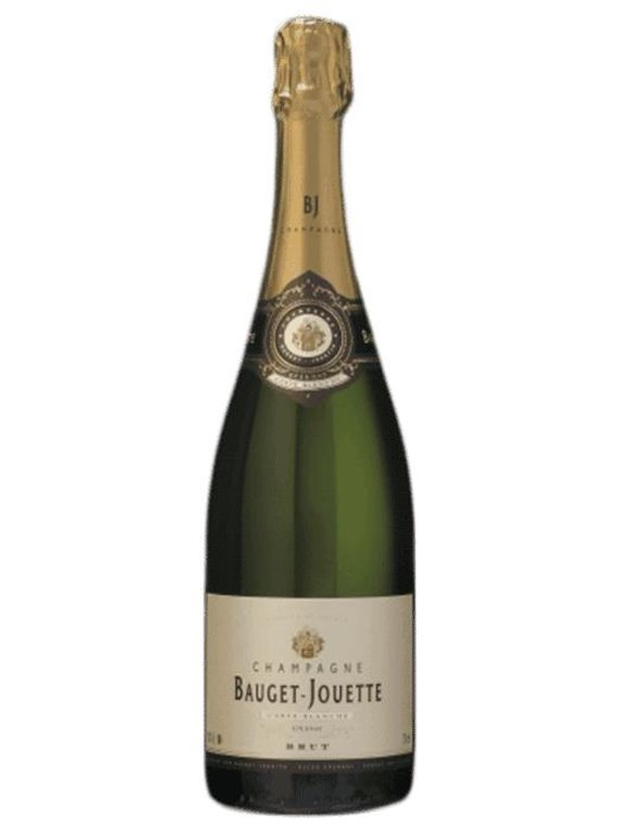 "Champagne Bauget - Jouette ""Carte Blanche"""