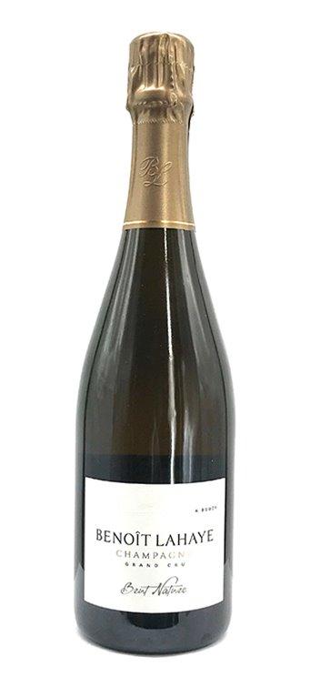 Champagne Benoit Lahaye Blanc de Noir Grand Cru