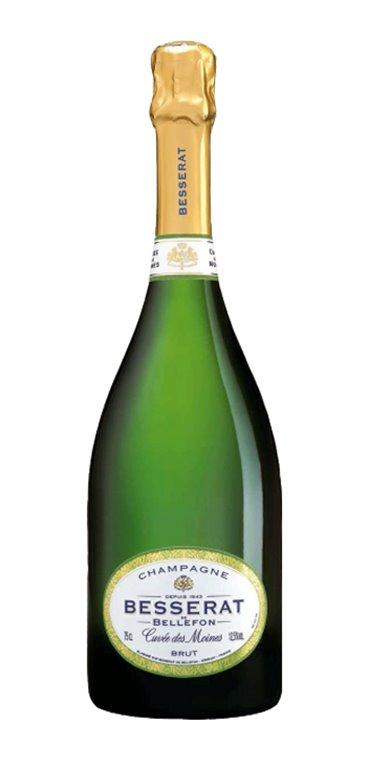 Champagne Besserat de Bellefon Cuvée des Moines Brut, 1 ud