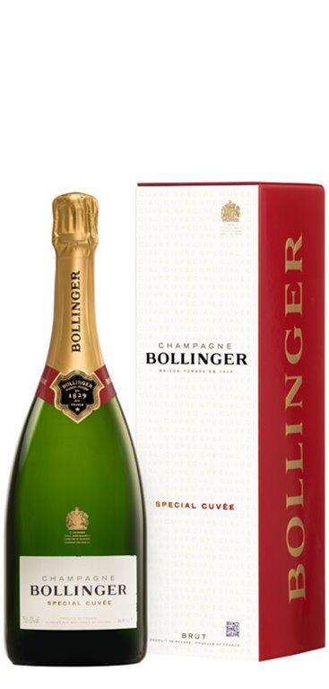 Champagne Bollinger Cuvée Special con Estuche, 1 ud