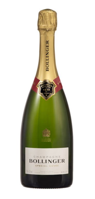 Champagne Bollinger Cuvée Special