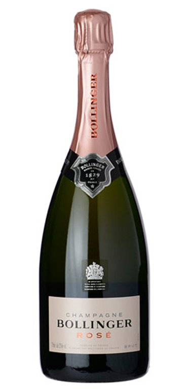 Champagne Bollinger Rosé, 1 ud