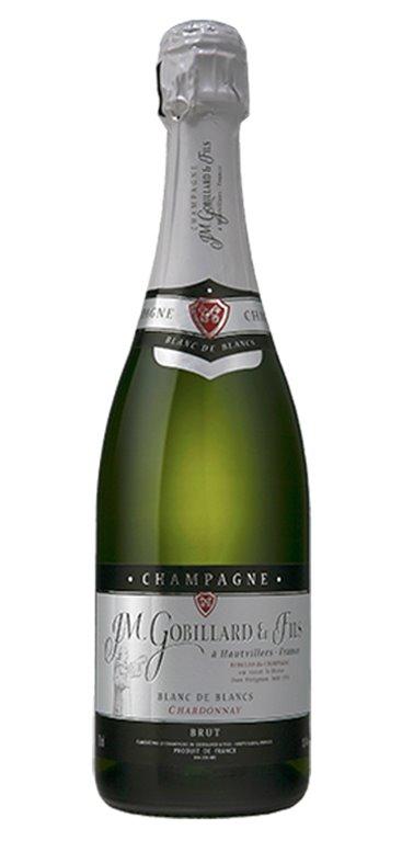 Champagne Brut Blanc de Blancs Gobillard