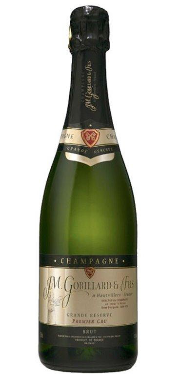 Champagne Brut Grande Réserve Premier Cru Gobillard