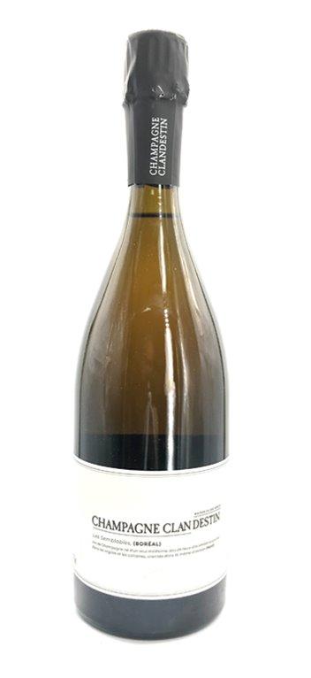 Champagne Clandestin Les Semblables Pinot Noir