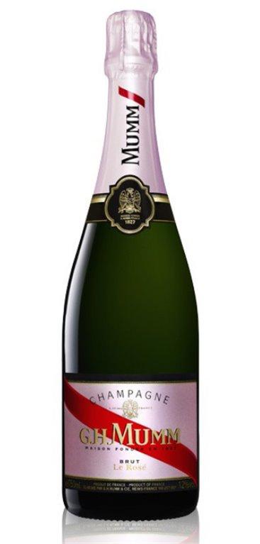Champagne Cordon Rouge Mumm Rosé