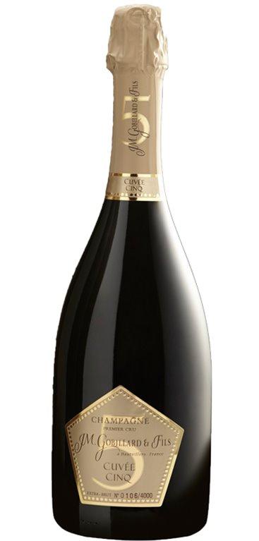 Champagne Cuvée Cinq J.M. Gobillard Et Fils