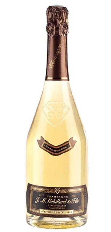 Champagne Cuvée Privilège des Moines J.M. Gobillard et Fils