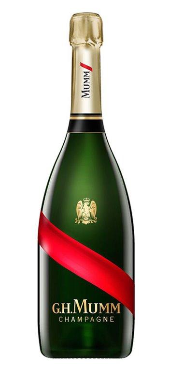 'Champagne G.H. Mumm Cordon Rouge, 1 ud