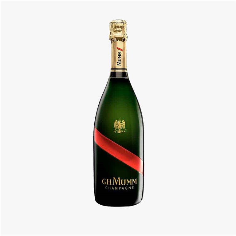Champagne G.H Mumm Grand Cordon - 75 cl