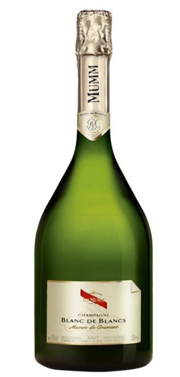 Champagne GH Mumm Blanc de Blancs Mumm de Cramant