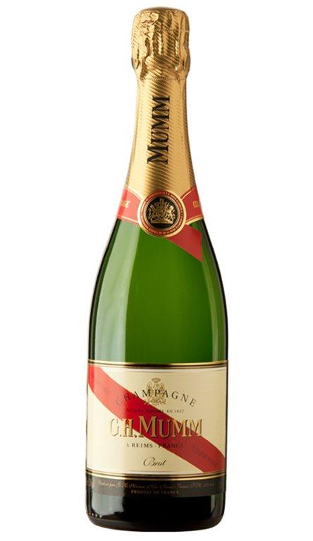 Champagne G.H. Mumm Cordon Rouge, 1 ud