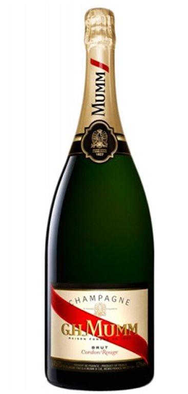 Champagne Gh Mumm Cordon Rouge Magnum 1.5L