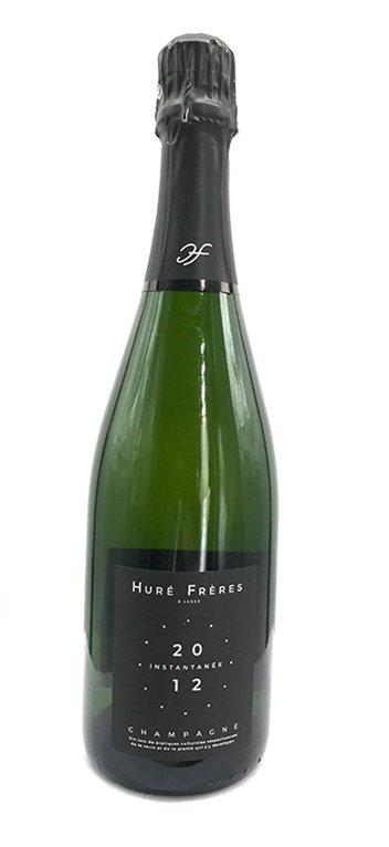 Champagne Huré Frerès Instantanée Extra Brut
