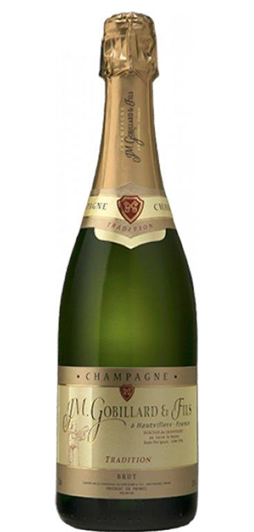 Champagne J.M. Gobillard et Fils Brut Tradition 75cl