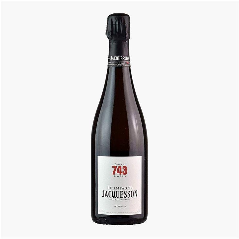 Champagne Jacquesson Cuvée 743 Extra Brut Magnum