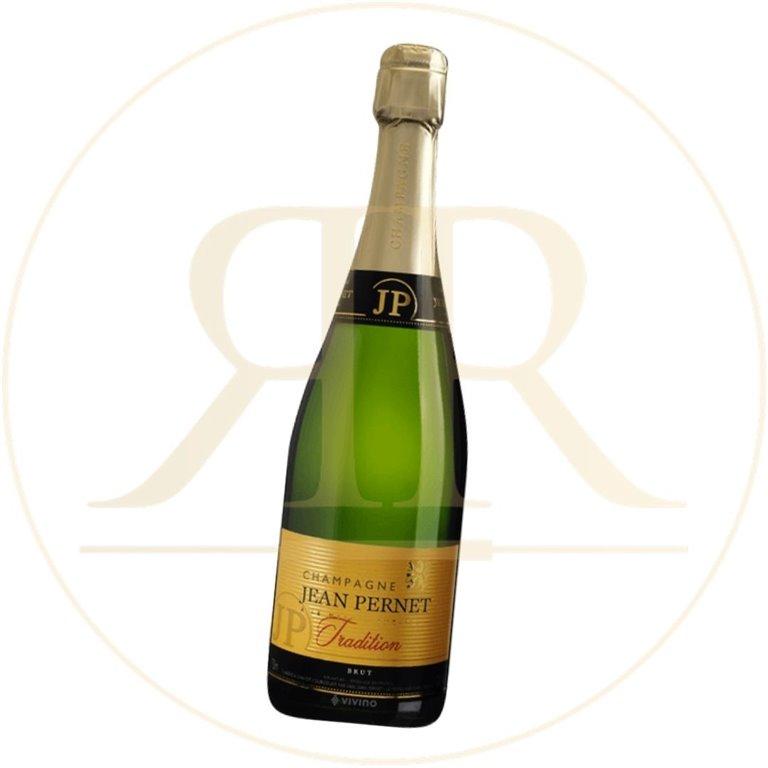 Champagne Jean Pernet Tradicion Brut 75 cl.