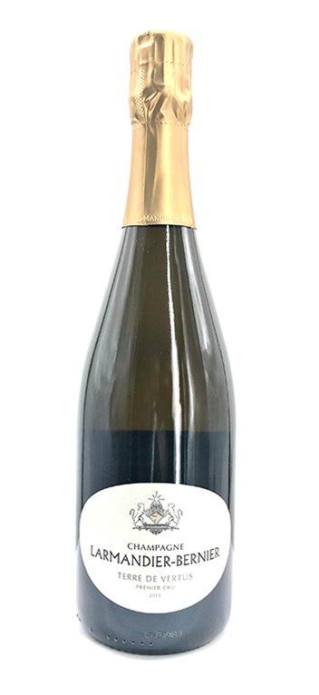 Champagne Larmandier Bernier Terre de Vertus Premier Cru Millesime