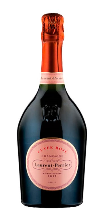 Champagne Laurent Perrier Cuveé Rose
