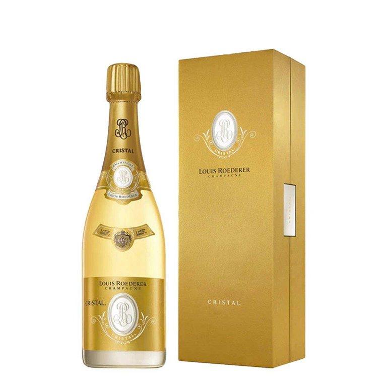 Champagne Louis Roederer Magnum CRISTAL 2009  Coffret Premium - 150 cl