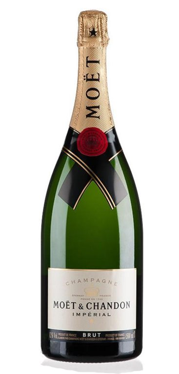Champagne Moët & Chandon Brut Impérial Magnum
