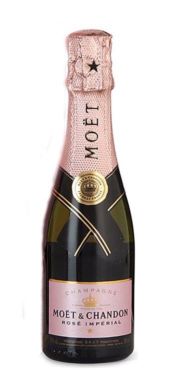 Champagne Moët & Chandon Rosé Impérial 200ml