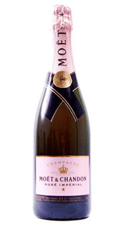 Champagne Moët & Chandon Rose Impérial, 1 ud