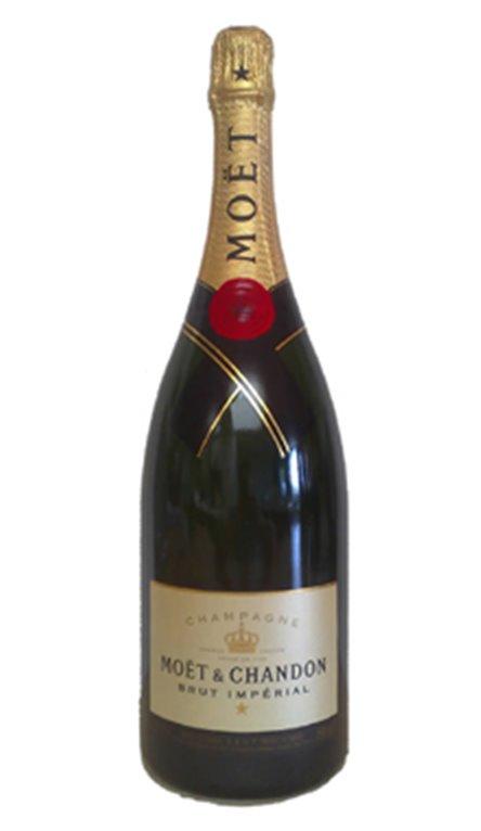 'Champagne Moët & Chandon Brut Impérial, 1 ud