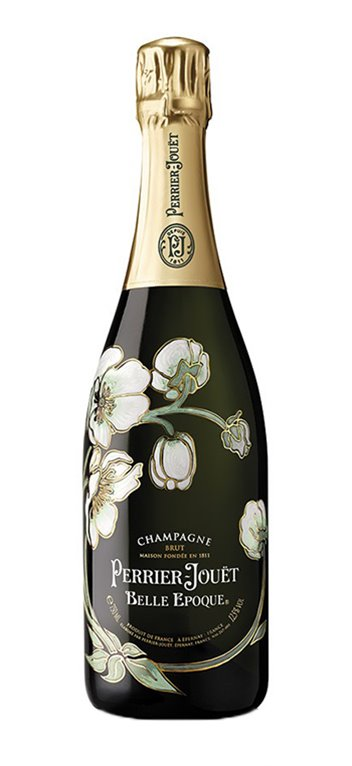 Champagne Perrier Jouët Belle Epoque Blanc