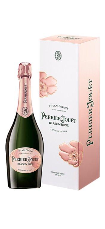 Champagne Perrier Jouët Blason Rose
