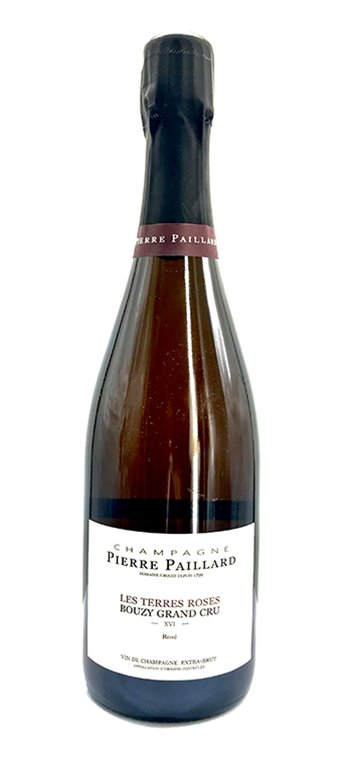 Champagne Pierre Paillard Les Terres Roses Bouzy Grand Cru