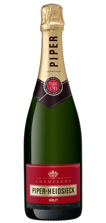 Champagne Piper Heidsieck Brut 75 cl