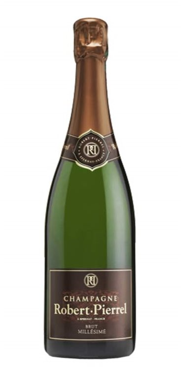 ' Champagne Robert Pierrel Brut Milesimé