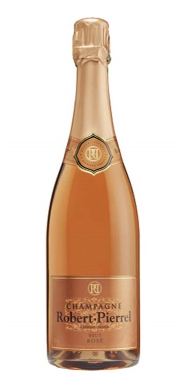 ' Champagne Rosé Robert Pierrel Brut