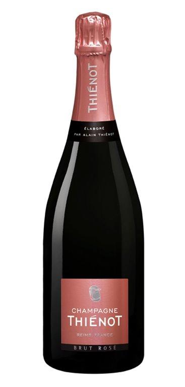 Champagne Thiénot Classic Brut Rosé