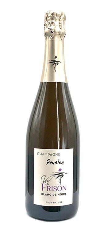 Champagne Valerie Frison Goustan Blanc de Noirs Brut Nature