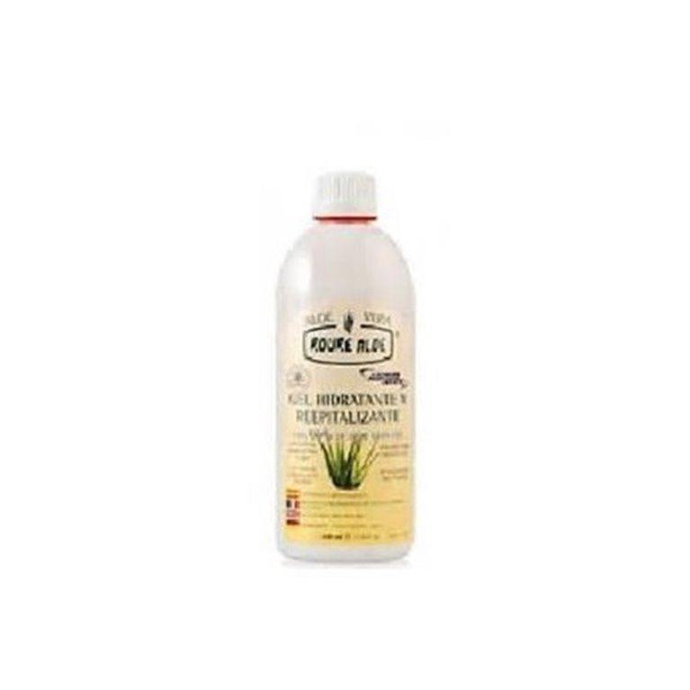 Champu Anticaspa Aloe