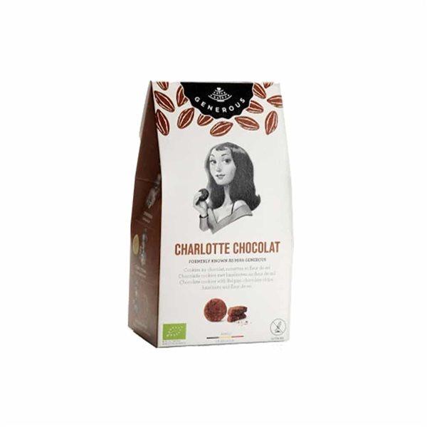 Charlotte Chocolat 120g Generous