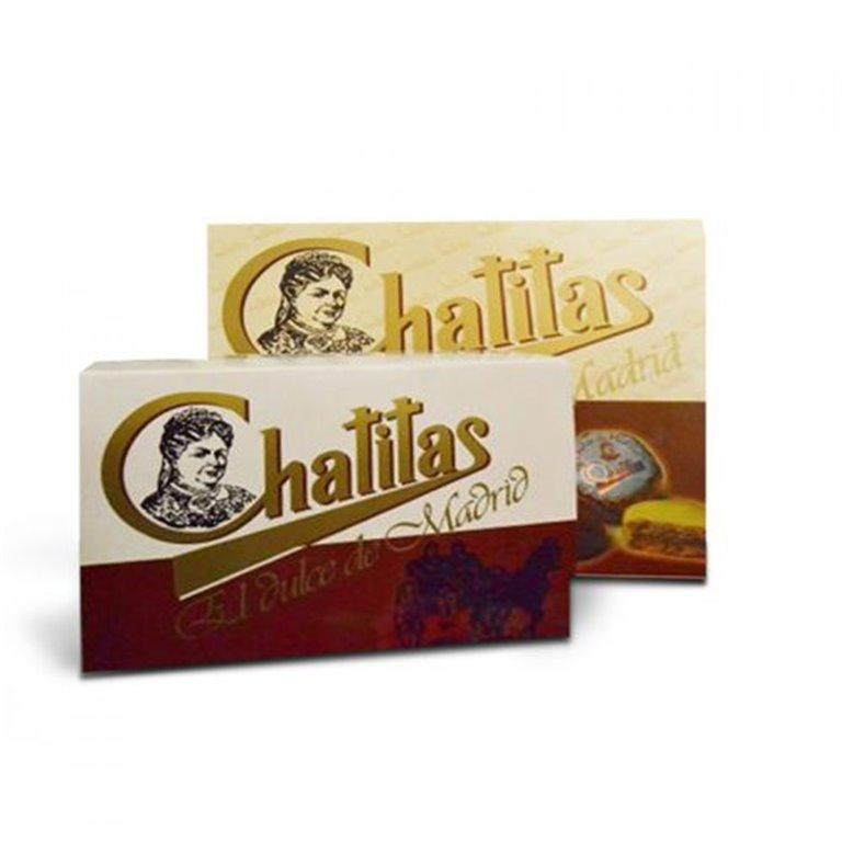 Chatitas caja vintage