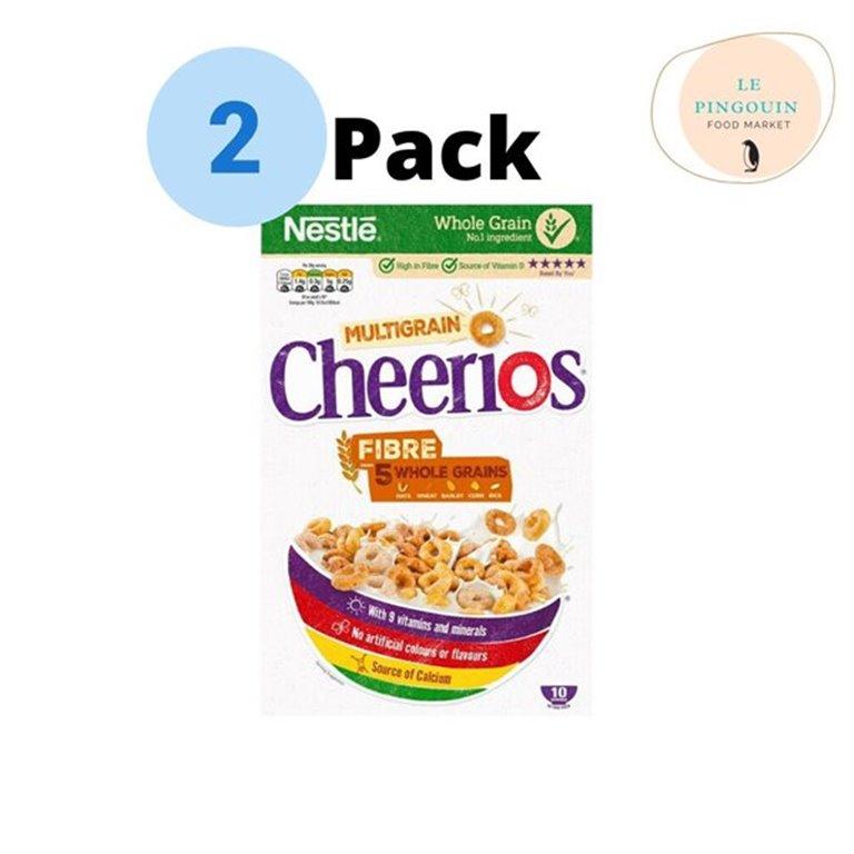 Cheerios. Cereales 2*600