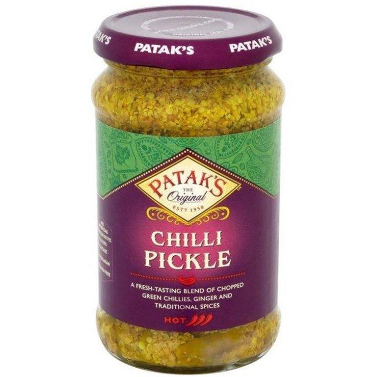 Chilli Pickle 283g, 1 ud